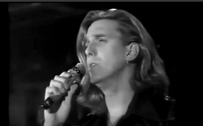 Popper Péter zenész Eurovízió '87